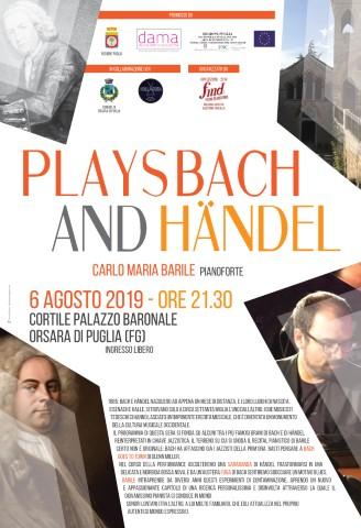 06 Plays Bach and Haendel Orsara