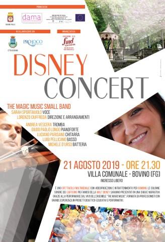 13 Disney Music Bovino