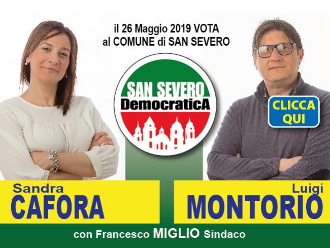 CAFORA MONTORIO