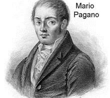 DIPINTO MARIO PAGANO