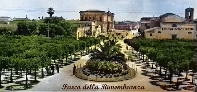 FOTO PARCO DELLA RIMEMBRANZA
