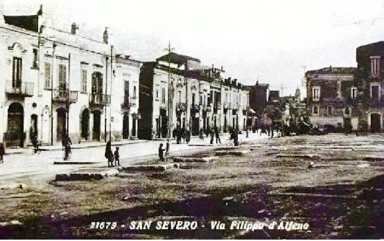 FOTO SAN SEVERO DEL PASSATO