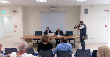 Foto conferenza stampa Emergenza sanitaria 4