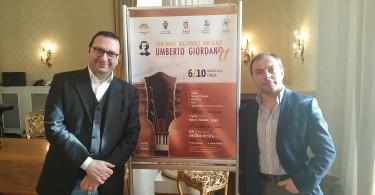 Gianni Cuciniello e Lorenzo Ciuffreda