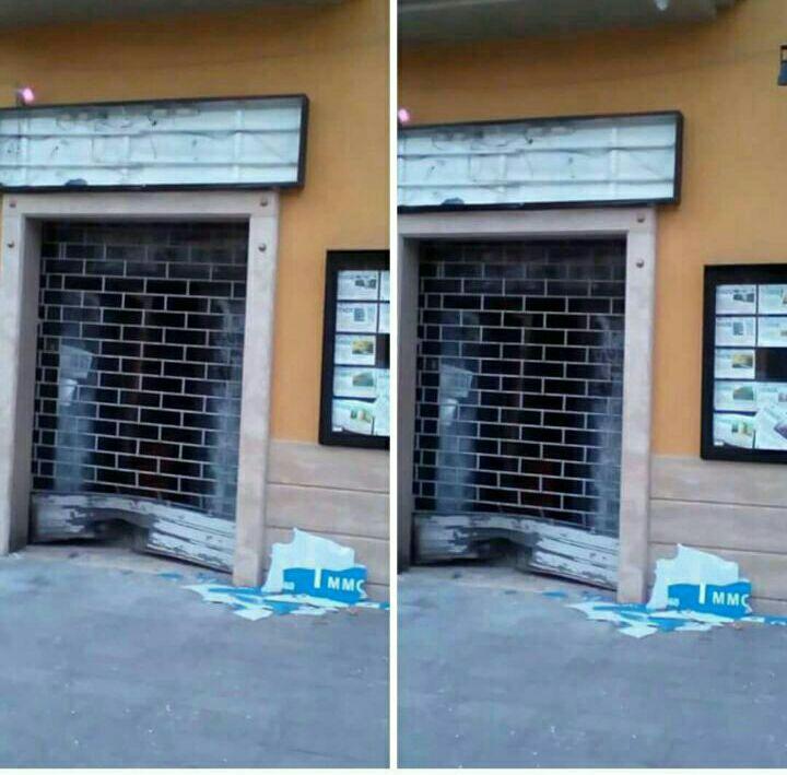 Bomba nella notte all 39 agenzia immobiliare orlando la gazzetta di san severo - Agenzia immobiliare cerignola ...