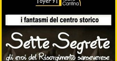 LOCANDINA SETTE SEGRETE