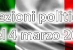 LOGO ELEZIONI POLITICHE DEL 4 MARZO 2018