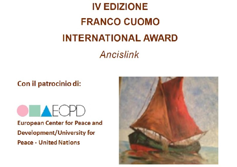 LOGO FRANCO CUOMO INTERNATIONAL AWARD