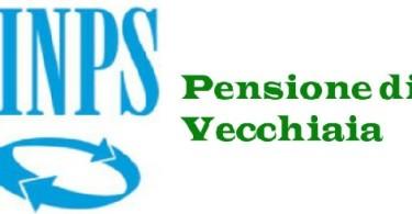 LOGO PENSIONE DI VECCHIAIA INPS