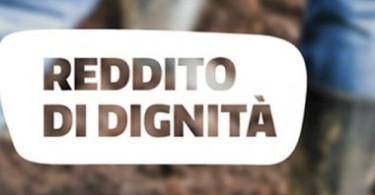 LOGO REDDITO DI DIGNITA'