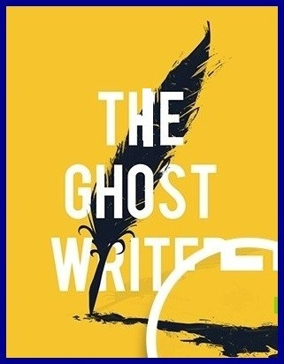 LOGO THE GHOST WRITER