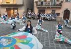 La Nazionale sbandieratori ad Avigliano (PZ) 2