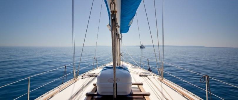 La barca a vela che ospiterà il workshop
