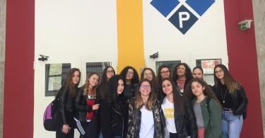 La delegazione del Poerio che sarà presente al Salone del Libro di Torino