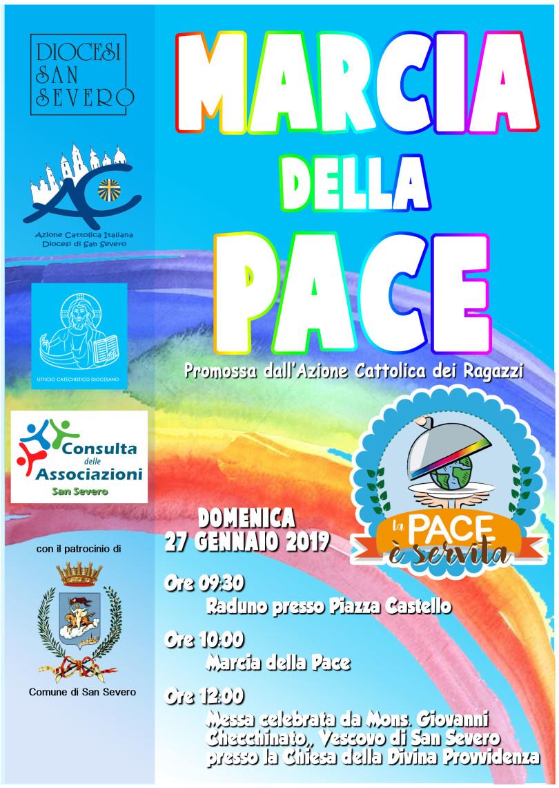 Locandina Festa della Pace 2019