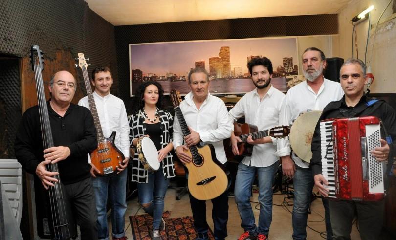 Matteo Grifa e il suo Ensemble