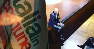 Michele Abbaticchio- convention ItC 4 giugno 2018