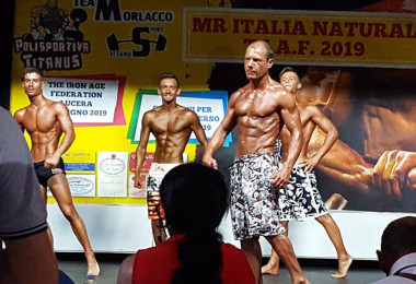 Mr Italia