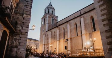 Piazza Duomo a Lucera