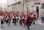 Sbandieratori e musici città di Lucera al Corteo storico 2018
