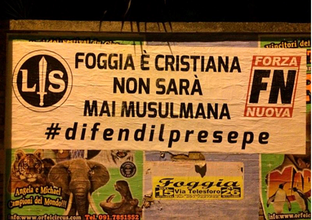 foggia muslim Foggia, italy: great attractions for night time experiences, from great wine tasting to fine cuisine.