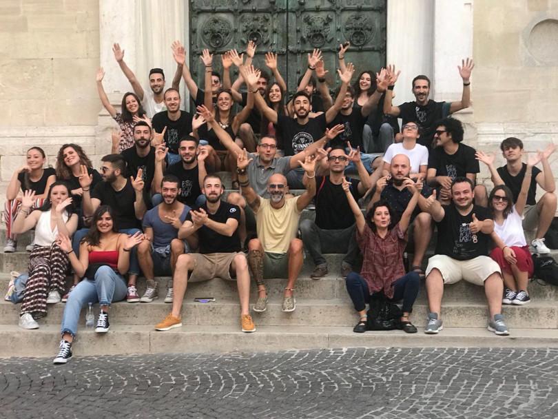 Staff Festival Troia Teatro