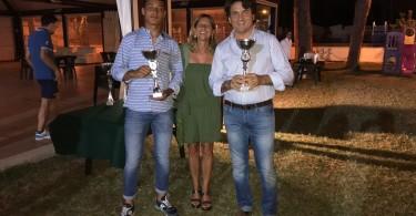 VALERIO - CAPILLO VINCITORI DEL DOPPIO