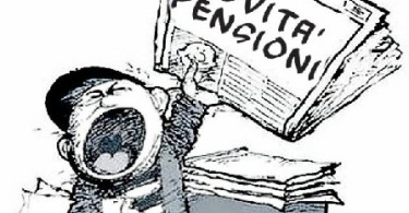 VIGNETTA NOVITA' PENSIONI