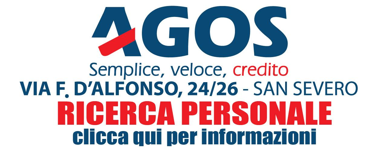 Agos ricerca personale