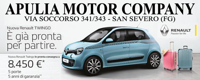Apulia Motor Company