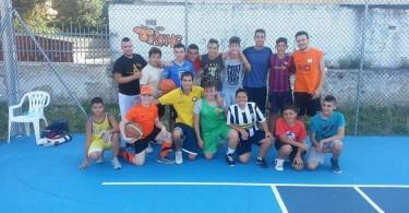 basket per tutti francesco