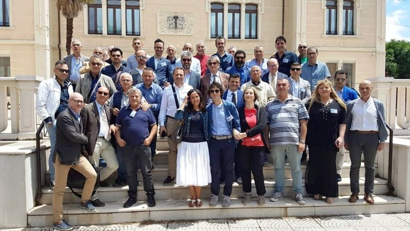 congresso ugl foggia gruppo 28 giugno 2018