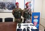 foto arresto giuseppe gravina armi san marco in lamis2