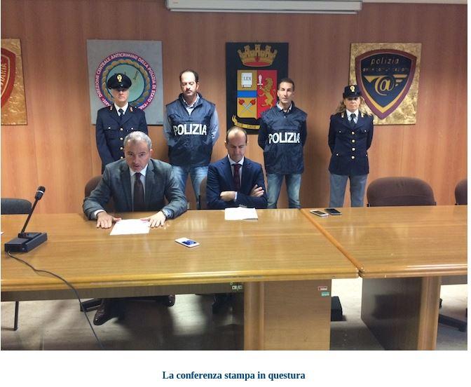 Foggia, estorsione e spari a D\'Angelo: cinque arresti - La Gazzetta ...