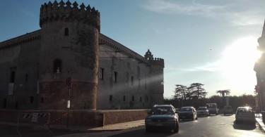 lato Castello Torremaggiore
