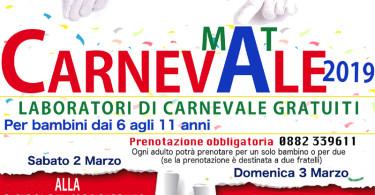 locandina carnevale 2019 WEB