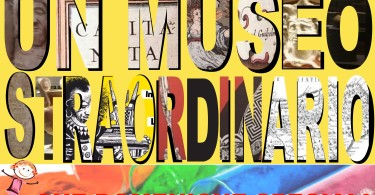 manifesto un museo straordinario coloriamo il museo ORE 11quattro appunt domenicali