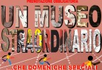 manifesto un museo straordinario maratona colorata 21maggio