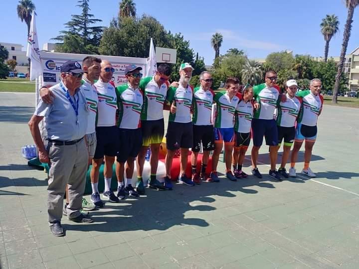Photo of Ciclismo: Ottimi piazzamenti per gli atleti dell'ASD Pro.Gi.T. Sport San Severo ( Bike Team)