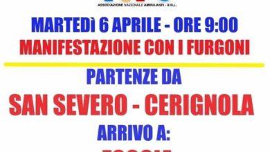 Photo of Domani 6 aprile manifestazione per SALVARE IL LAVORO AMBULANTE