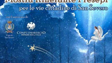 Photo of SAN SEVERO: MOSTRA ITINERANTE DEI PRESEPI 2020