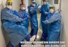 Photo of L'esperienza di Francesca sanseverese Arteterapeuta in Spagna durante l'emergenza Covid
