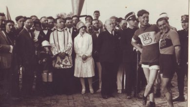 Photo of Don Felice e i giovani di Capitanata nel periodo fascista