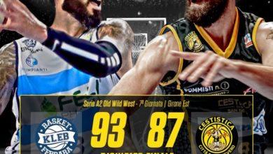Photo of Basket: Ferrara vince nel lunch match 93-87: l'impresa di San Severo si spegne nel finale
