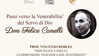 Photo of Don Canelli: questa sera conferenza in diretta streaming