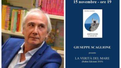"""Photo of GIUSEPPE  SCAGLIONE  E  """"LA VERITÀ  DEL  MARE"""""""