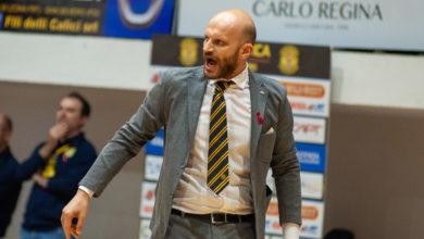 Photo of BASKET: Damiano Cagnazzo non è più il coach dell'Allianz Pazienza San Severo
