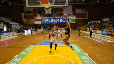 "Photo of BASKET: La Allianz Pazienza a Ferrara con la ""prima"" di Bechi"