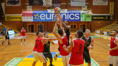 Photo of BASKET: Allianz Pazienza, esordio interessante nello scrimmage con Rieti