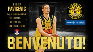 Photo of BASKET: Muscoli e freschezza sotto le plance: Pavicevic firma per San Severo